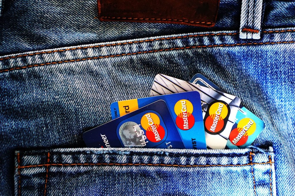 credit card 1507730527 1024x682 The Effect of Personal Credit on Your Business